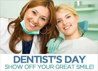 6th March: Today is #Dentist's Day! Remember to give thanks for those that