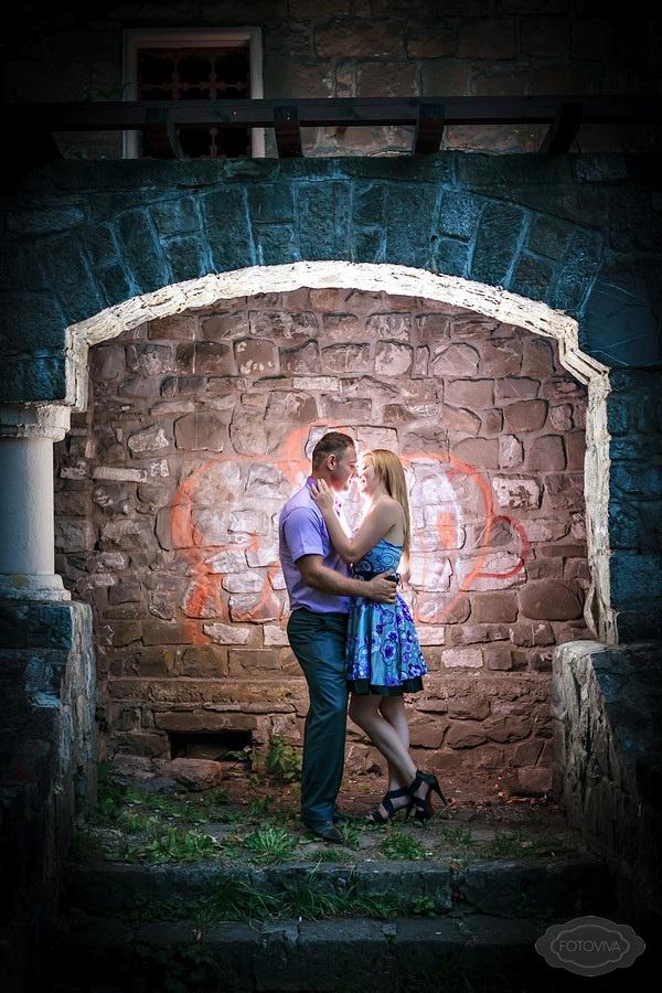 Fotografii logodna. Sedinta foto inainte de nunta la Sinaia.