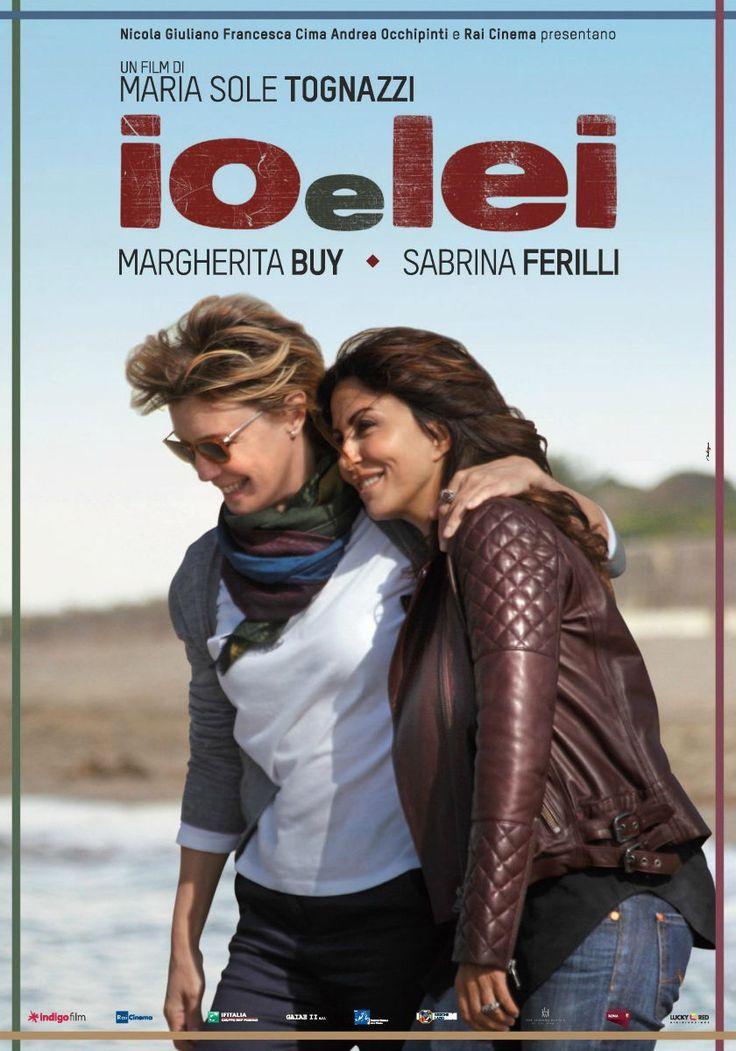 Io e lei, il film di Maria Sole Tognazzi con Sabrina Ferilli e Margherita Buy, dal 1° ottobre al cinema.