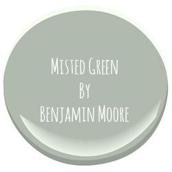 One of my all time Favorite Benjamin Moore Colors, see it in home photos
