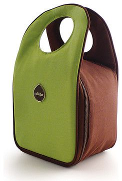 Stöh Lunch Tote, Lime contemporary-lunch-boxes-and-totes