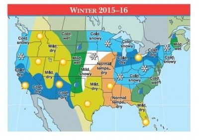 Get Ready For Another Cruel, Ruthless Winter, Says The Farmer's Almanac (Which Is Right More Than You Think)