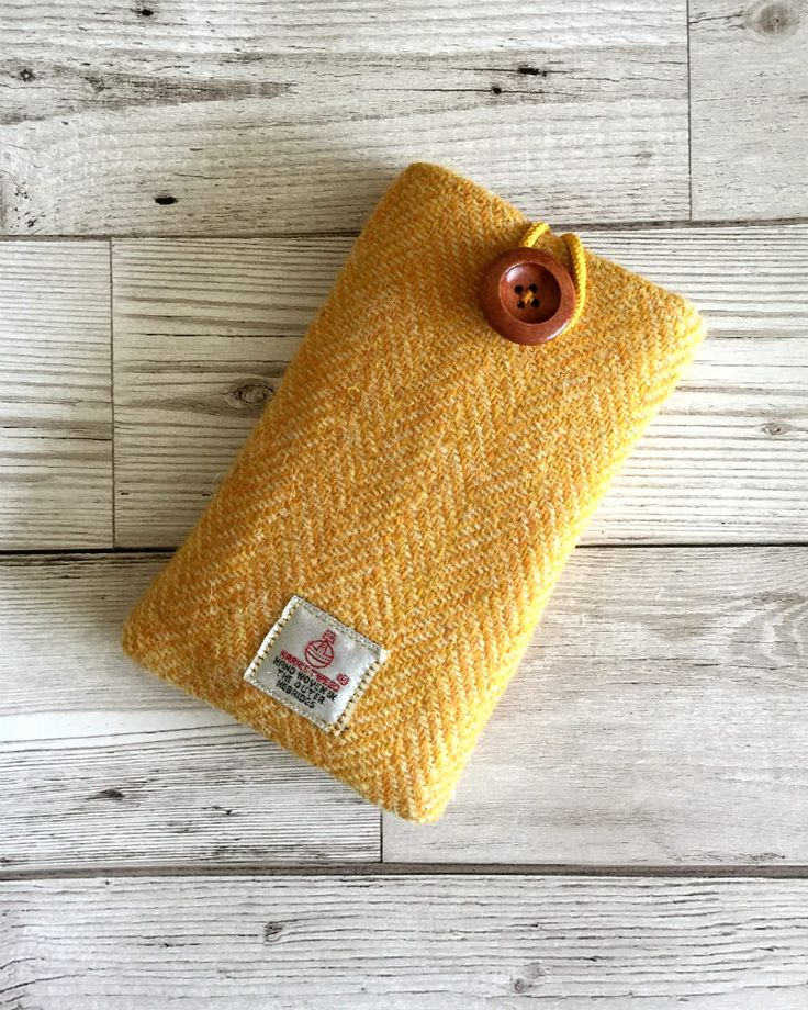A personal favourite from my Etsy shop https://www.etsy.com/uk/listing/531119636/harris-tweed-mobile-phone-case-mobile