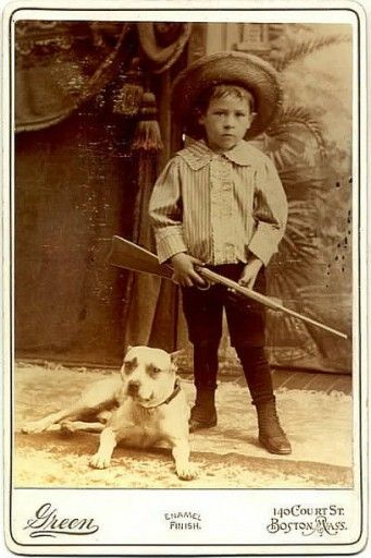 Buster Brown Shoes Dog Breed