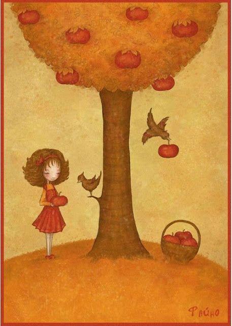 Soloillustratori: Sasha Salmina (Fayno)