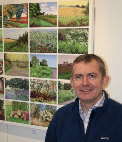 An Interview With Professional Artist Martin Beek