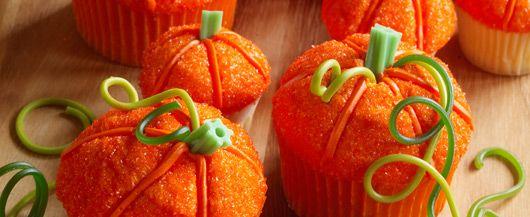 pumpkin cupcakes - like the designDecor Cupcakes, Fall Festivals, Cupcakes Liner, Pumpkin Cupcakes, Fall Halloween, Minis Cupcakes, Pumpkin Patches, Patches Cupcakes, Cupcakes Rosa-Choqu