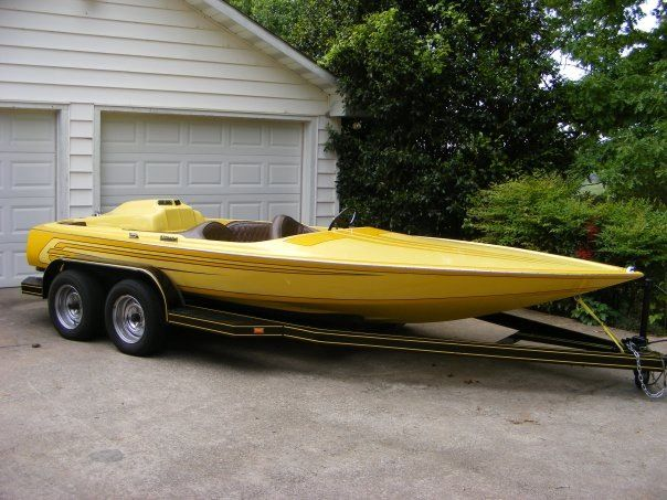 Fountain Boats For Sale >> My Big Block Jet Boat | Boats | Boat, Ski boats, Speed boats