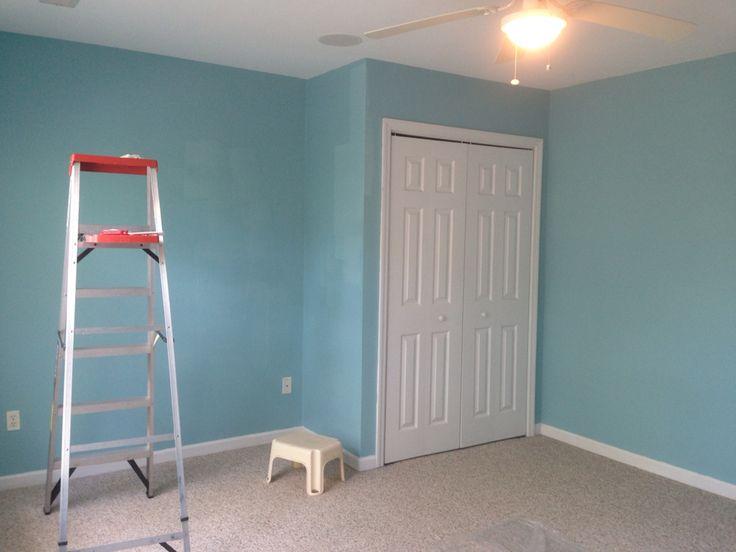 Chesapeake Blue By Benjamin Moore Perfect In My Pre Teen