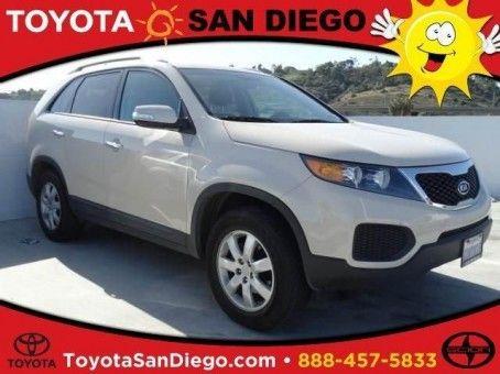 San Diego-used-cars-for-sale | 2011 Kia Sorento LX | http://sandiegousedcarsforsale.com/dealership-car/2011-kia-sorento-lx #San_Diego_cars