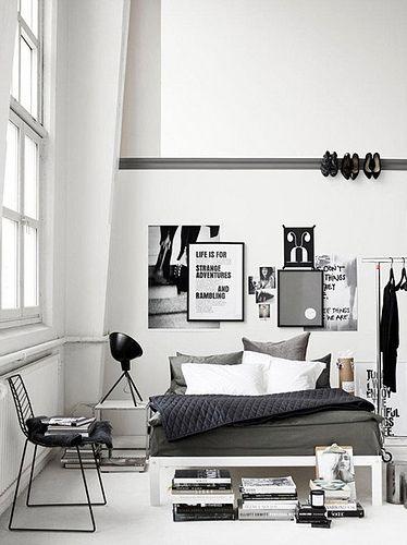 grey bedrooms | Flickr - Photo Sharing!
