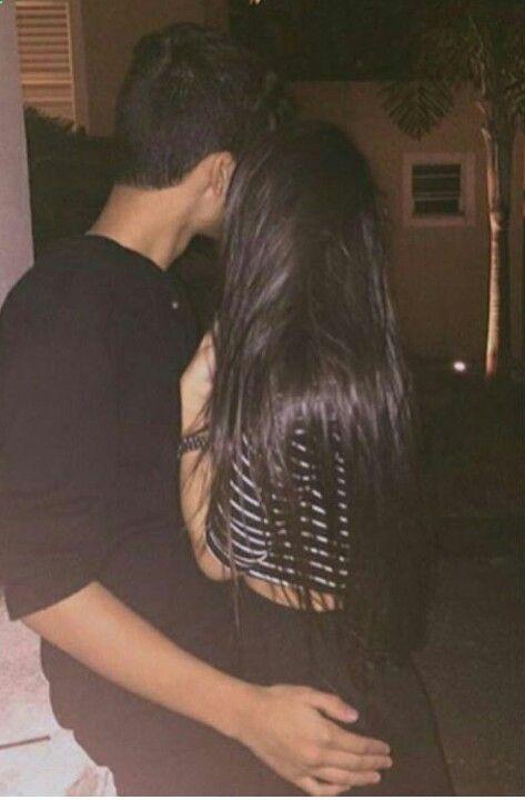 Elegant romance, cute couple, relationship goals, prom, kiss, love, tumblr, grun…