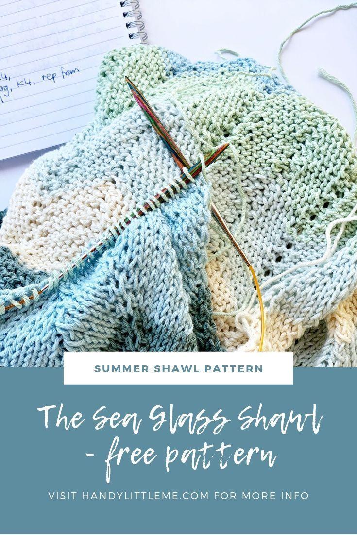 Truthfulness Tank Top Summer Knitting Pattern By Brome Fields