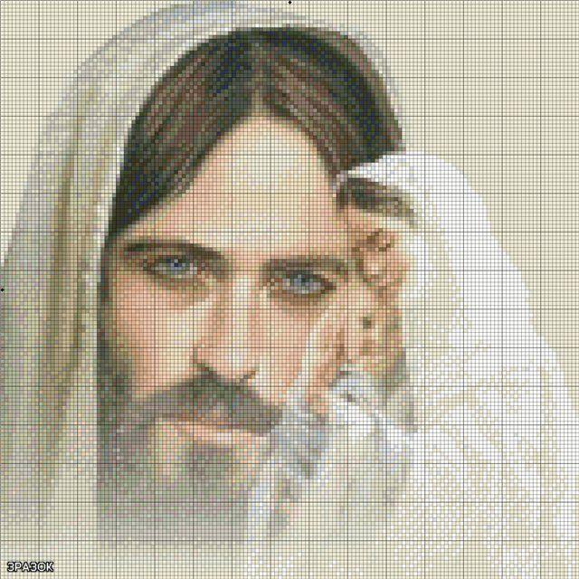 вишивка хрестиком схеми ікони