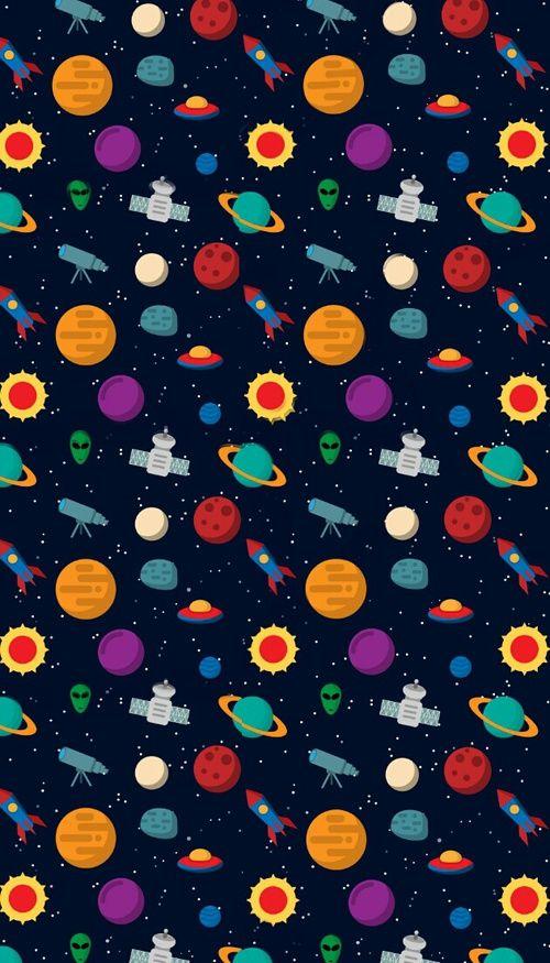 Imagem de background, planet, and iphone