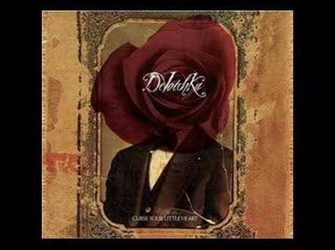 Devotchka --Venus in Furs (cover)--reminds me of Christian and Mrs Robinson in fifty shades