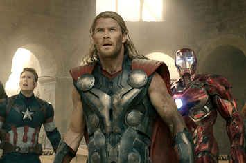 """""""Avengers: Age Of Ultron"""" Earns Second Biggest Opening Weekend Ever"""