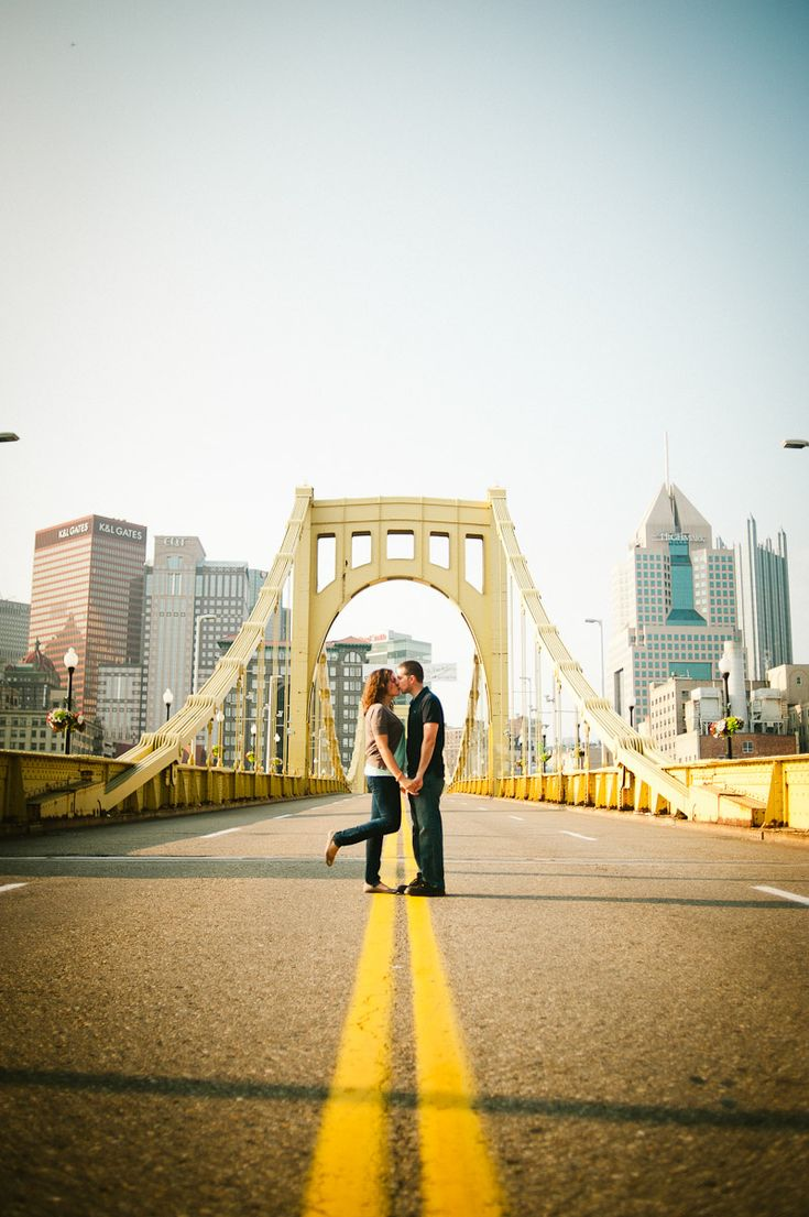 Bridges of Pittsburgh + Love  Jessica Vogelsang Photography » Ligonier to Pittsburgh Wedding Photographer