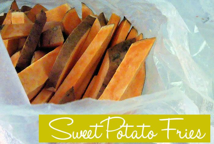 Life Blessons: What I Did With 6 lbs. of Sweet Potatoes