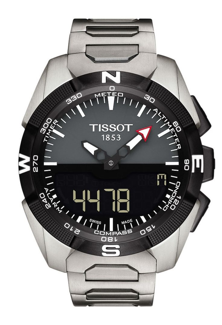 Tissot T-Touch Expert Solar Watch Review Wrist Time Reviews