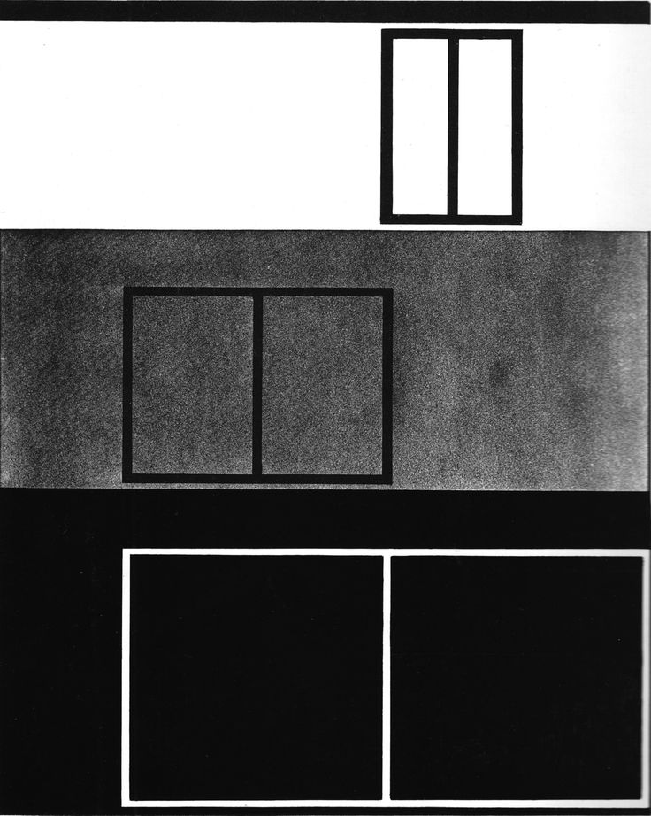 JOSEF ALBERS INTERIOR, 1929