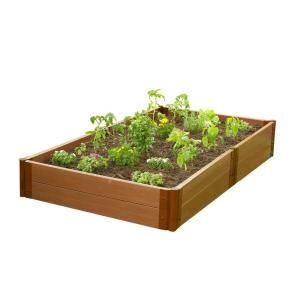 frame it allraised vegetable garden simple to maintain and