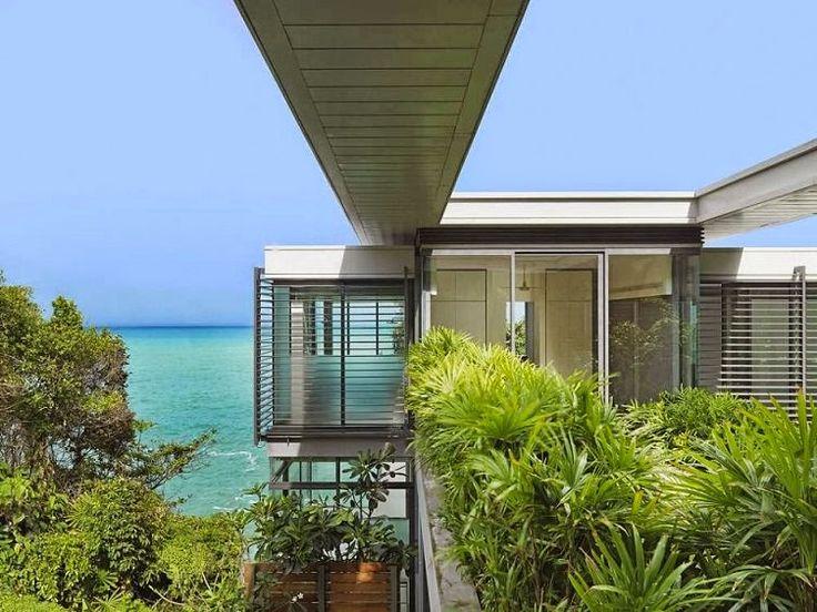 Villa Amanzi con impresioanates vistas en Tailandia