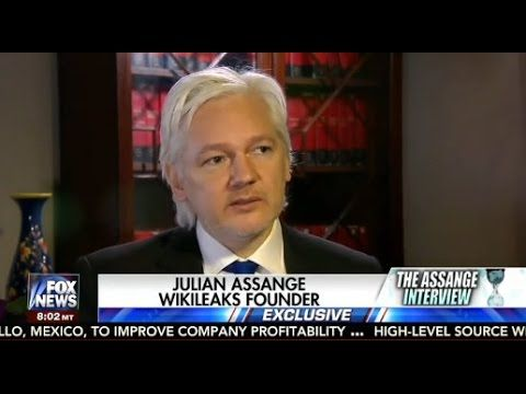 Tonight we were presented with the one-on-one interview between Sean Hannity and WikiLeaks founder Julian Assange. In the first segment that Hannity showed, ...