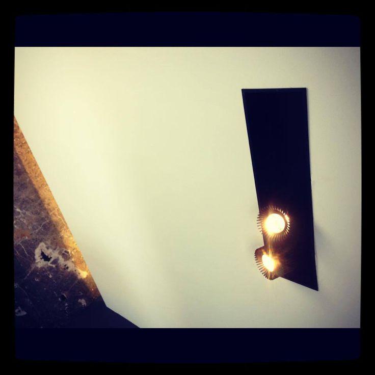 COOLFIN boxII black-black #DARK #project BE #ArchitecturalLighting