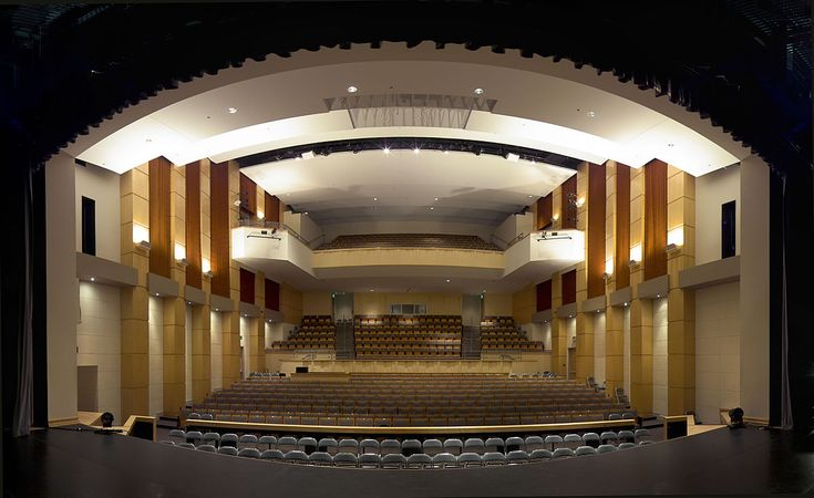 The Fort Lewis College Community Concert Hall | The Durango Team