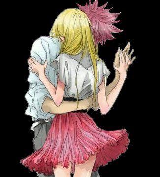 [Anime] : Fairy Tail [Manga] : Fairy Tail [Characters] : Natsu | Lucy [Subject] : Nalu Fanart
