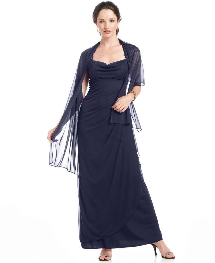 types of plus length attire