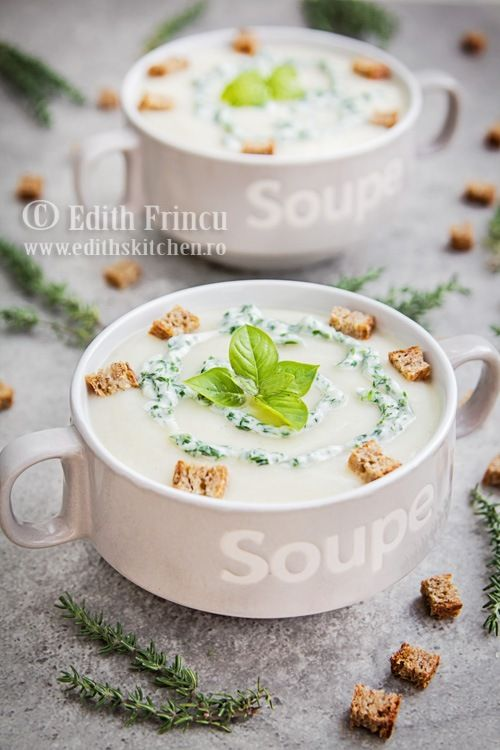 supa crema de radacinoase