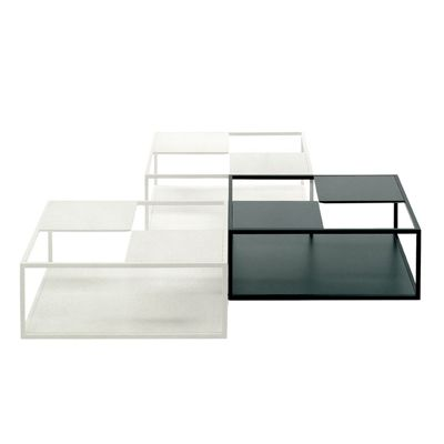 Tavolino Tetris di Nendo per De Padova