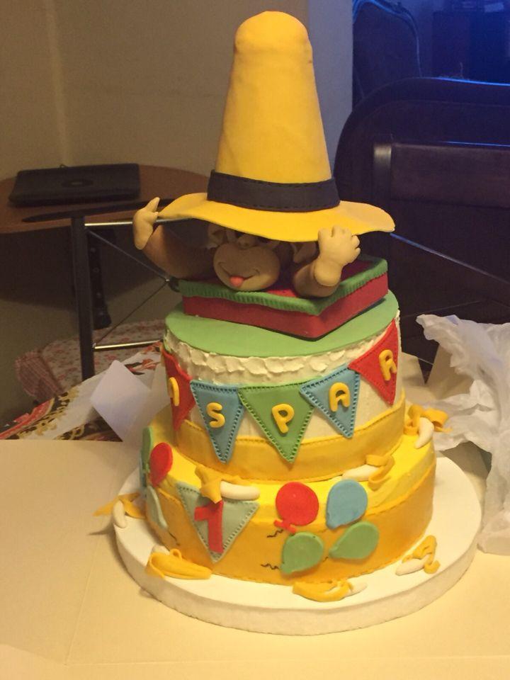 cake George el travieso