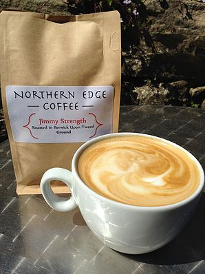 Freshly roasted, ethically sourced, speciality coffee - roasted in Berwick upon Tweed. Available to order now! Also available at Edinburgh Farmers' Market on Saturdays 9 am - 2pm.