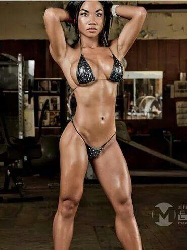Tina Nguyen | functional training | Swimwear, Gym body ...