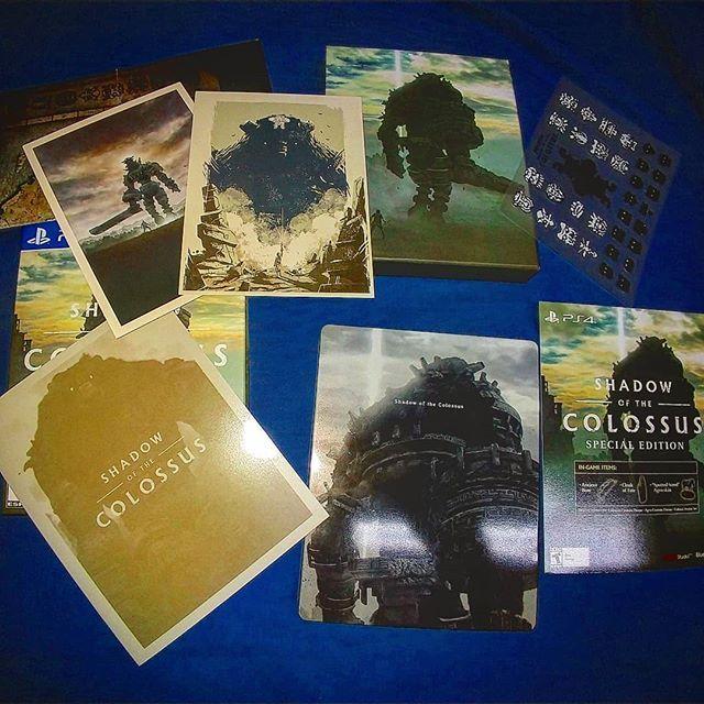 Edicao Especial De Shadown Of The Colossus Finalmente Na Prateleira Book Cover Books Art