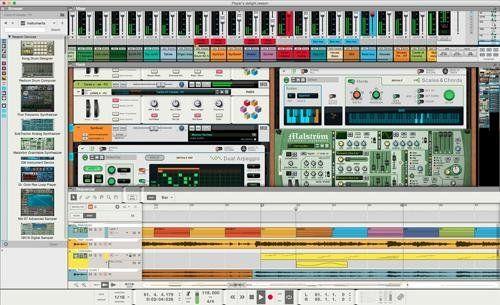 Propellerhead Reason 9 Digital Audio Workstation (Full Version)