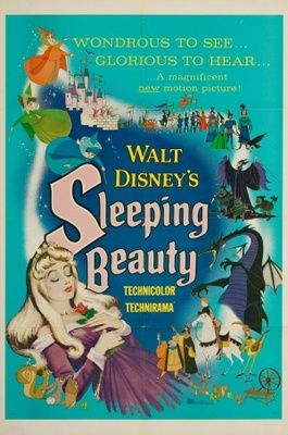 Sleeping Beauty (1959) movie #poster, #tshirt, #mousepad, #movieposters2