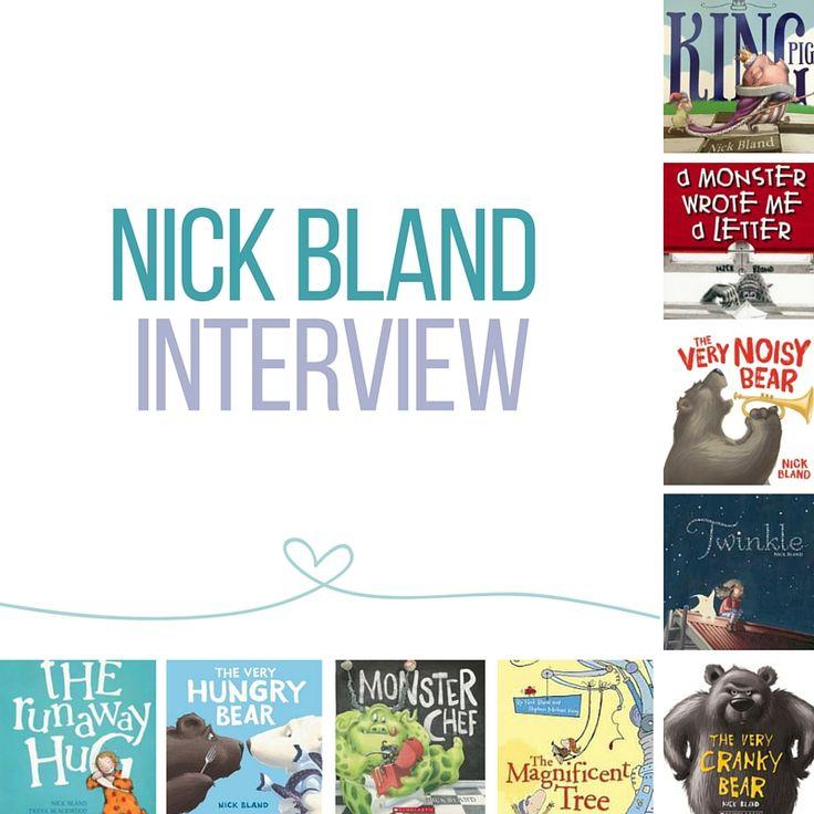 Nick Bland interview!
