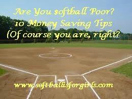 10 Saving Money During Softball Tournaments