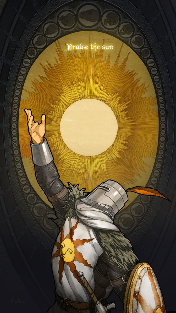 If you feeling down Just Praise The SUNwith me and itwill be ok! - Imgur