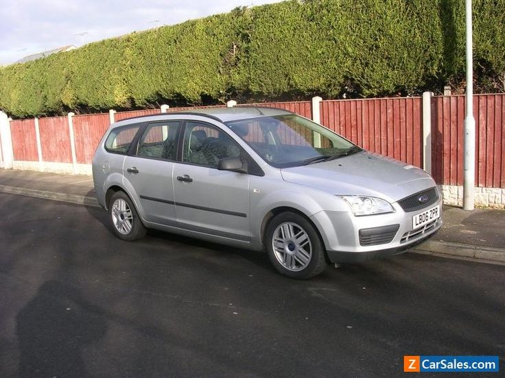 2006 FORD FOCUS LX ESTATE #ford #focus #forsale #unitedkingdom