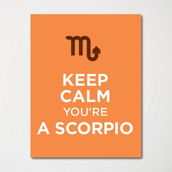 keep calm you're a scorpio! Reply if you're a Scorpio and join my group!!