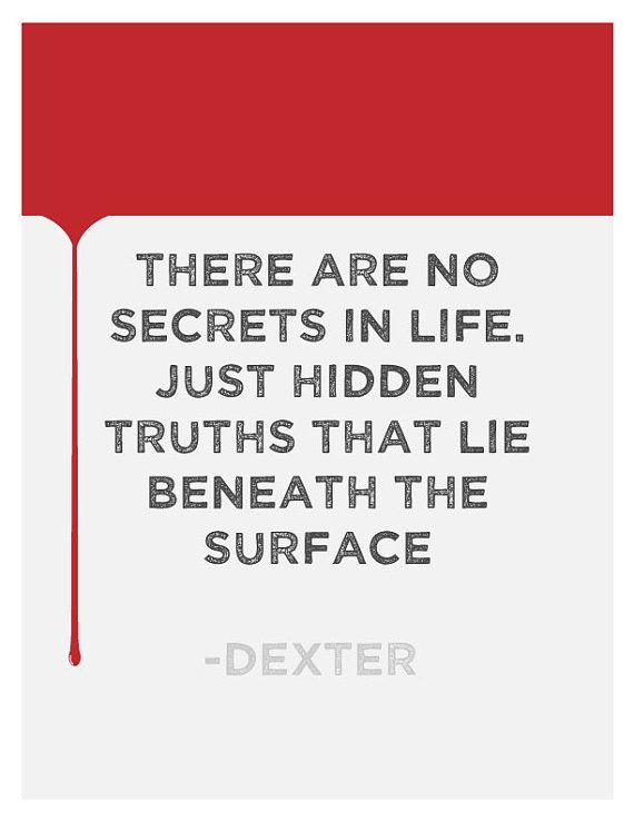 Dexter Morgan print