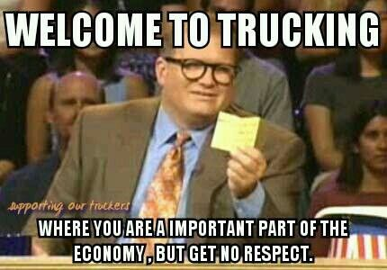 Otr truck driver dating online 1