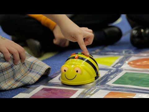 Bee Bots in the Classroom - YouTube