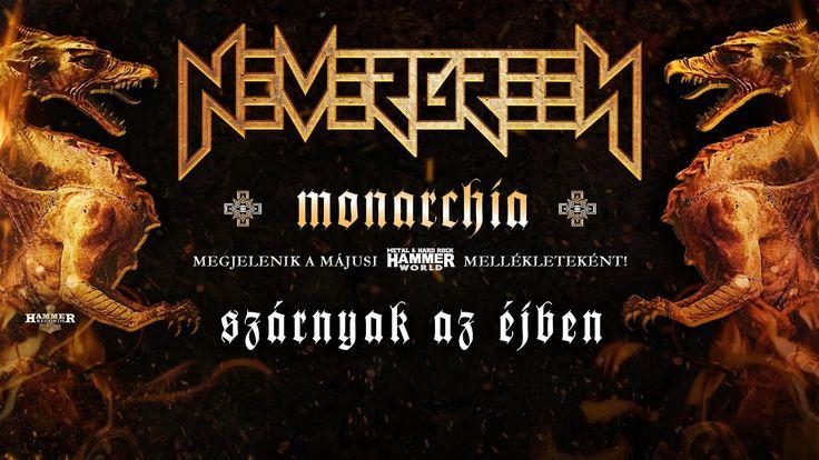 Nevergreen - Szárnyak az éjben (Matláry Miklós) ISRC: HUA631700184 (Minden jog fenntartva! - All Rights Reserved!) Monarchia CD 2017 Hammer Records (HMR Musi...