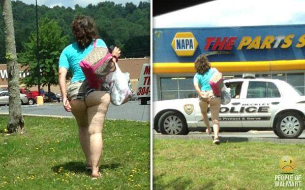 Someone wife in walmart parking lot part 1 - 1 9